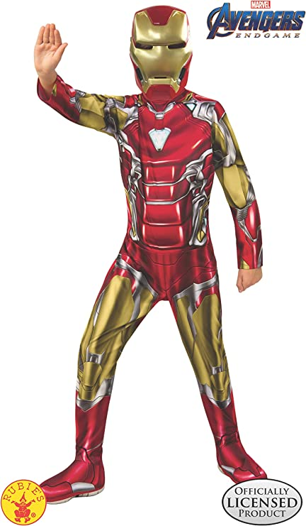 Rubies Avengers Disfraz, Multicolor, Large (700649_L): Amazon.es ...