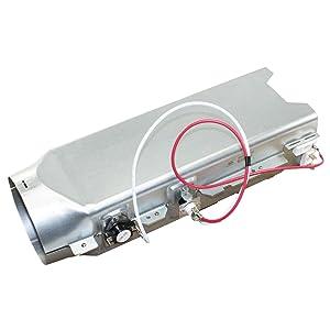 5301EL1001A Dryer Heater Assembly for LG Clothes Dryers by PartsBroz - Replaces 5301EL1001J, AP4439759, 5301EL1001H, 5301EL1001E, 5301EL1001G, 5301EL1001U, AEG72910301, AH3527791, EA3527791, PS3527791