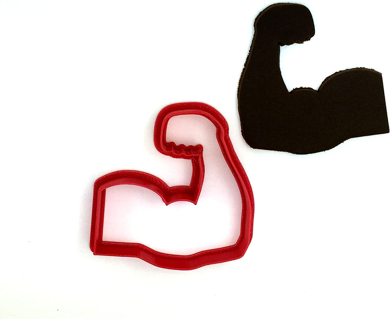 Strong Arm Silhouette 100 Cookie Cutter