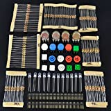 ELECTRONIQUE Fans Kit Package-Komponente für die Kurse Arduino Sarter