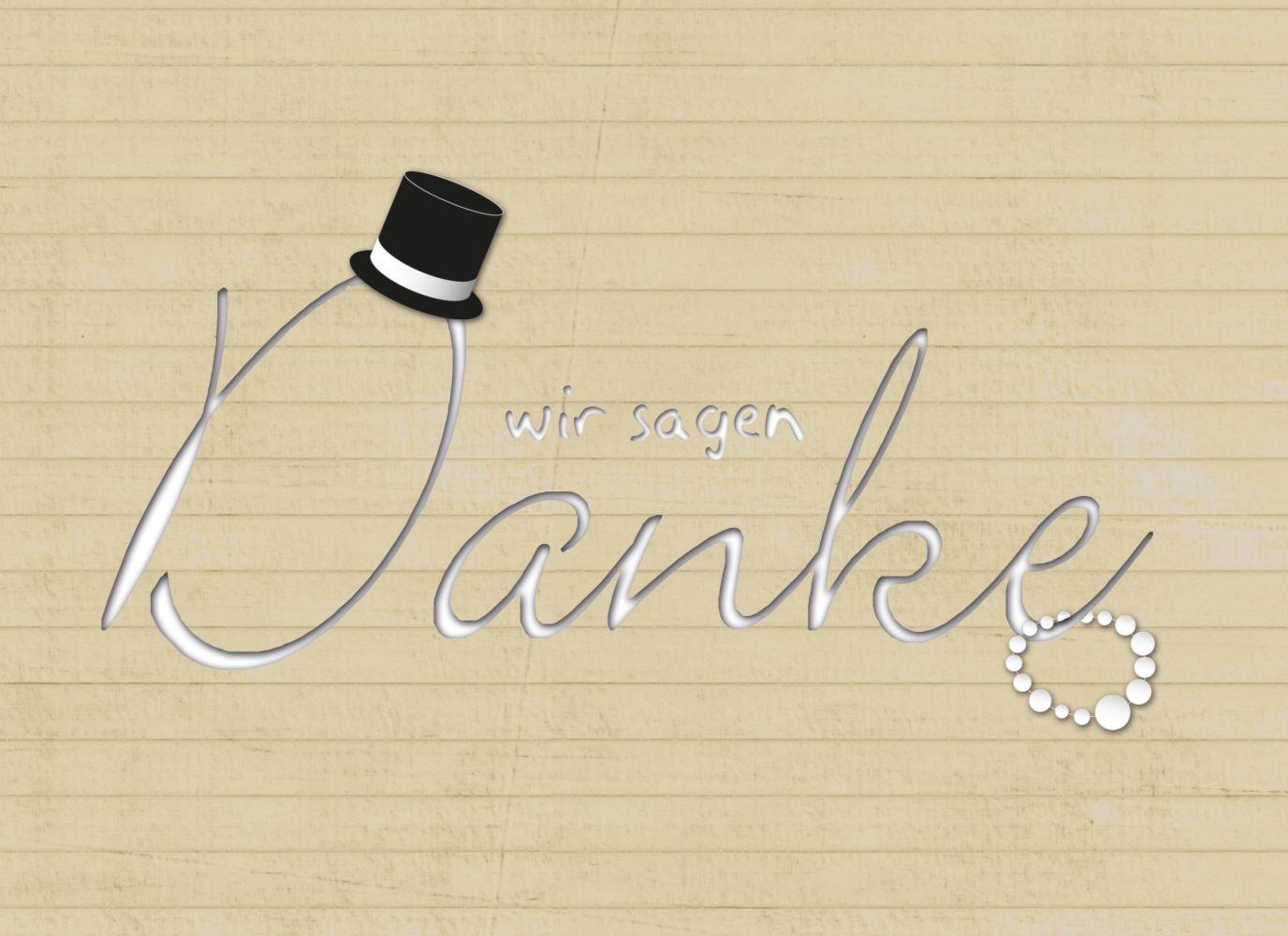 Kartenparadies Danksagung für Hochzeitsgeschenke Hochzeitsgeschenke Hochzeitsgeschenke Hochzeit Dankeskarte Kette Zylinder, hochwertige Danksagungskarte Hochzeitsglückwünsche inklusive Umschläge   10 Karten - (Format  148x105 mm) Farbe  Rosa B01MS9TNMB   Ausgezeichnete Lei 404de0