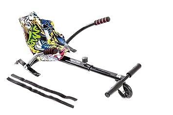 UrbanGlide Pilot Kit Karting para Hoverboard Mixta Infantil, Multicolor