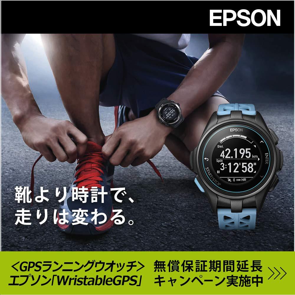429388b2f9 Amazon | [エプソン リスタブルジーピーエス]EPSON WristableGPS 腕時計 GPSランニングウォッチ 脈拍計測 J-50K |  レディース腕時計 | 腕時計 通販