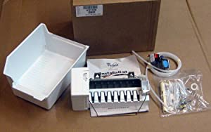 Whirlpool Corp WPW10715708 Refrigerator Ice Maker Kit