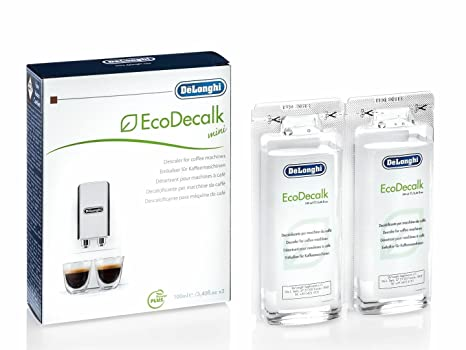 Amazon.com: DeLonghi Eco 3,4 onza Mini Descalcificador ...