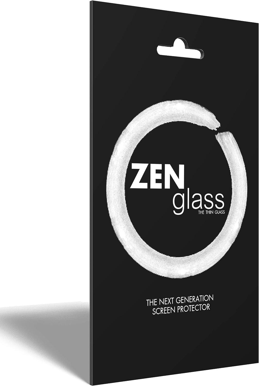 ZenGlass I 2 Unidades Protección de la Vista Compatible con Xiaomi Pocophone F1 (Formato Vertical) Protector de Pantalla Privacy (más pequeño Que la Pantalla Curva)