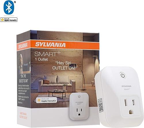 SYLVANIA SMART Apple HomeKit Smart Plug