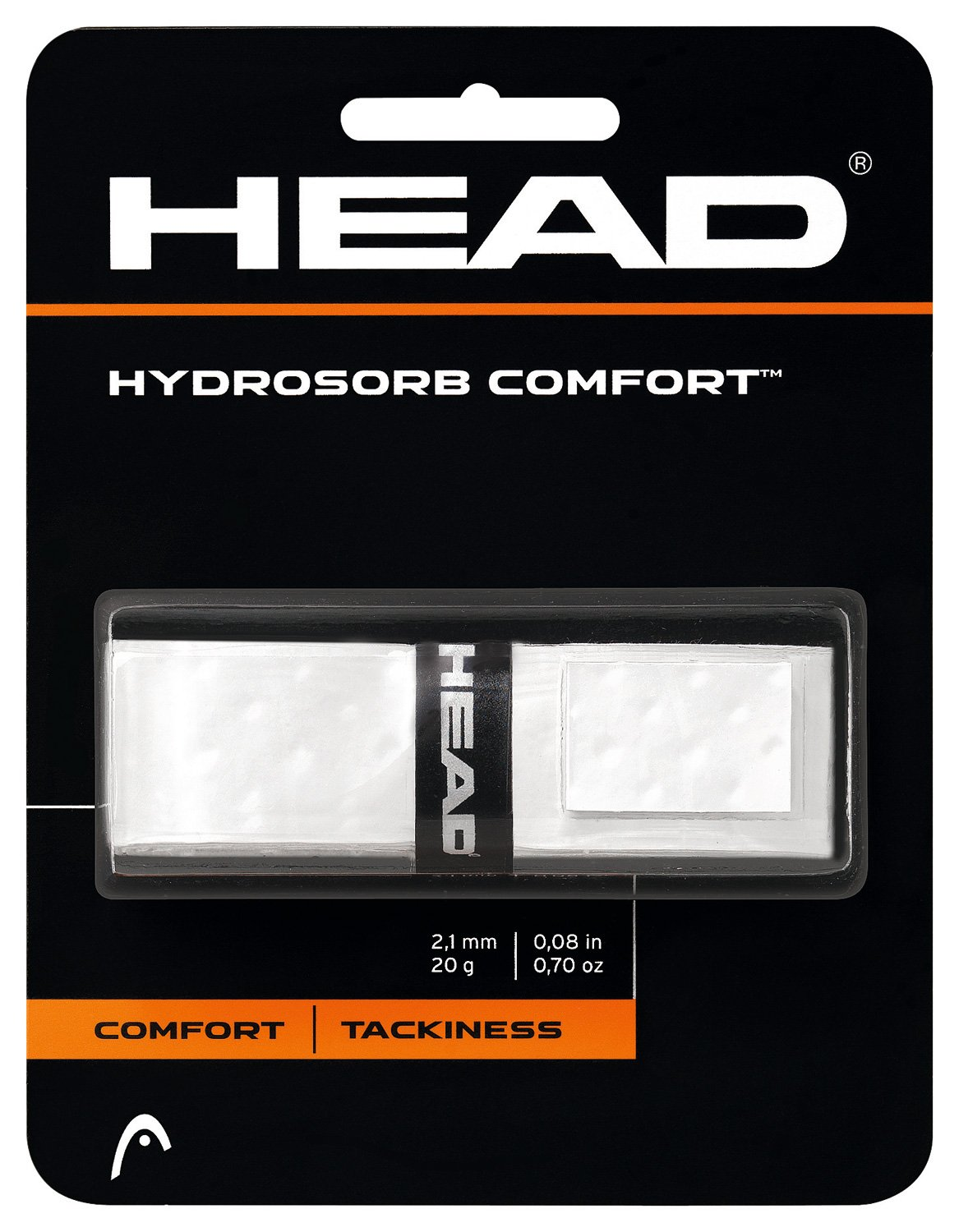 Head Hydrosorb Comfort - Grip, color blanco 285313