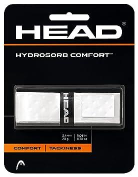 Head Hydrosorb Comfort - Grip, color blanco: Amazon.es: Deportes y aire libre