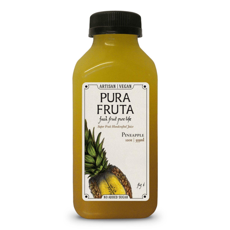 Amazon.com : Pura Fruta Cold-Pressed Watermelon Juice 12oz