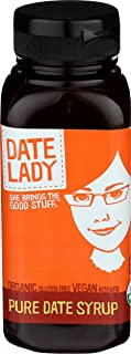 product image for Date Lady Organic Date Syrup 12 Ounce Squeeze Bottle | Vegan, Paleo, Gluten-free & Kosher