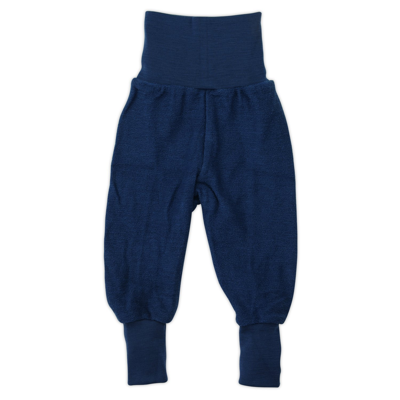 Engel 100/% merino wool terry pants longies organic