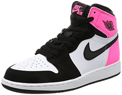 86a4fb8b1557 nike Air Jordan 1 Retro High OG GG girls fashion-sneakers 881426-009_6Y -