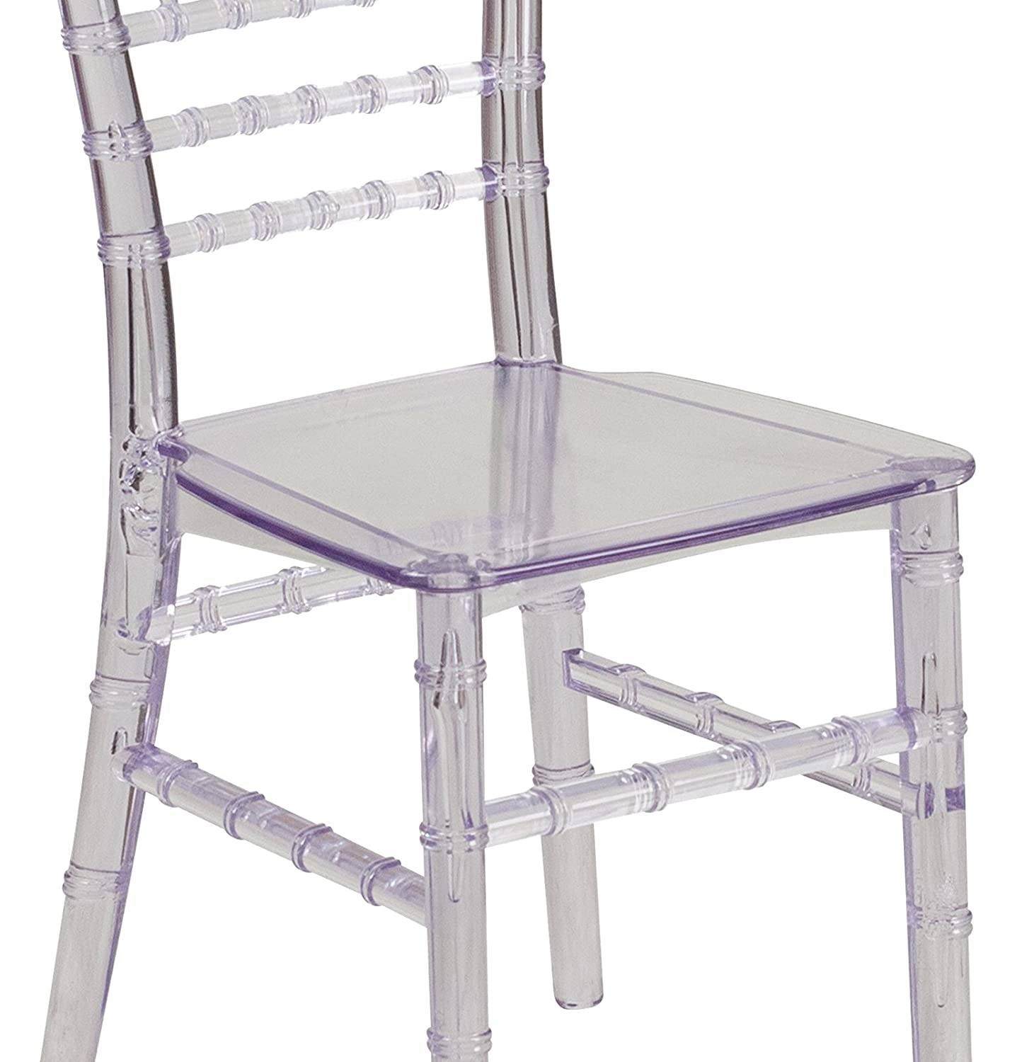 Amazon Flash Furniture Kids Crystal Transparent Chiavari