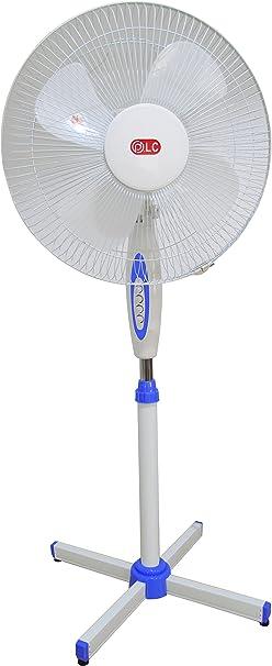 ventilador PIE 40W TELESCÓPICO 3 velocidades: Amazon.es: Hogar