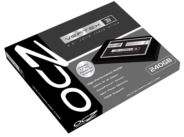 Ocz Technology 240 Gb Vertex 3 Sata Iii 60 S 25 Ssd 850 Evo 25ampquot 250gb Mz 75e250b Am Inch Solid State Drive Vtx3 25sat3 240g Electronics