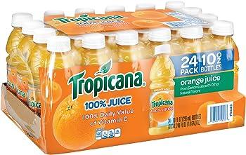 24-Pack Tropicana 10 Oz Orange Juice