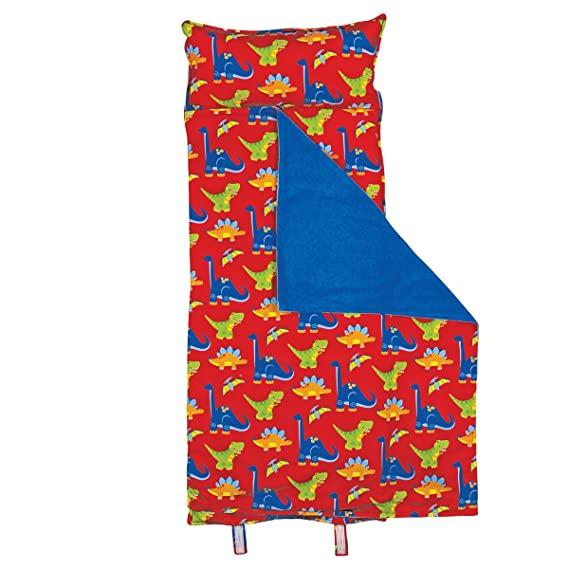 Amazon.com: Stephen Joseph Nap Mat All-Over Imprimir, Dino: Baby