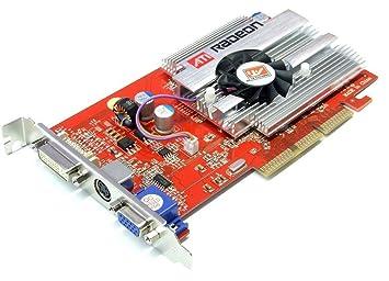 Tarjeta ATI Radeon 9550 con 256 MB de Memoria de gráficos