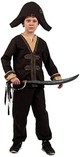 Limit Sport - Disfraz natural de caballero medieval, para niño ...