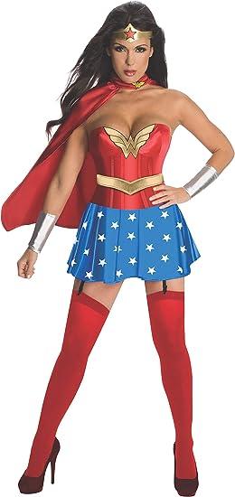 Wonder - Disfraz de mujer maravilla de halloween para mujer, talla ...