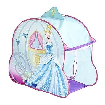 Disney Princess Cinderella Role Play Tent  sc 1 st  Amazon.com & Amazon.com: Disney Princess Cinderella Role Play Tent: Home u0026 Kitchen