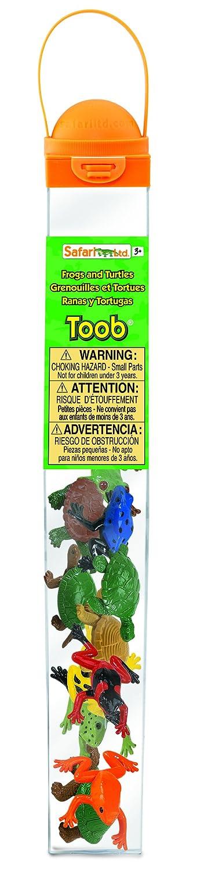 Safari Ltd Frogs and Turtles TOOB 694804 B000BNB0OG