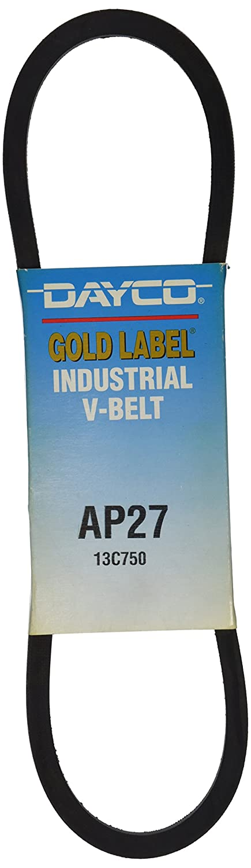 Dayco AP27 Super Blue Ribbon V-Belt DAYAP27