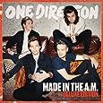 正版现货 One Direction单向组合:Made In The A.M.豪华版