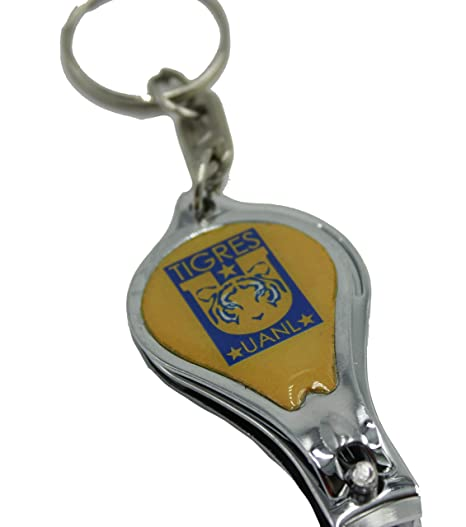 Amazon.com : Tigres Soccer Mexico Key Chain Nail Clipper - Tigres Cortaúñas Key Chain : Everything Else