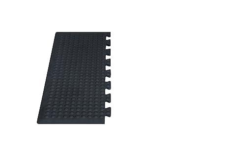 Miltex 17030 Suelo Esterilla de Yoga Flex Industrial, terminación, VE-2 Unidades,
