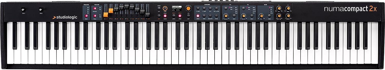 B0799BCW8Z Studiologic Numa Compact 2X Portable Digital Piano (Numa-Compact-2X) 71AZe6PNzcL._SL1500_