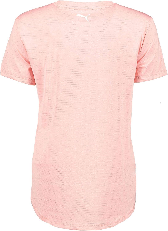 PUMA M/ädchen Runtrain Tee G T-Shirt