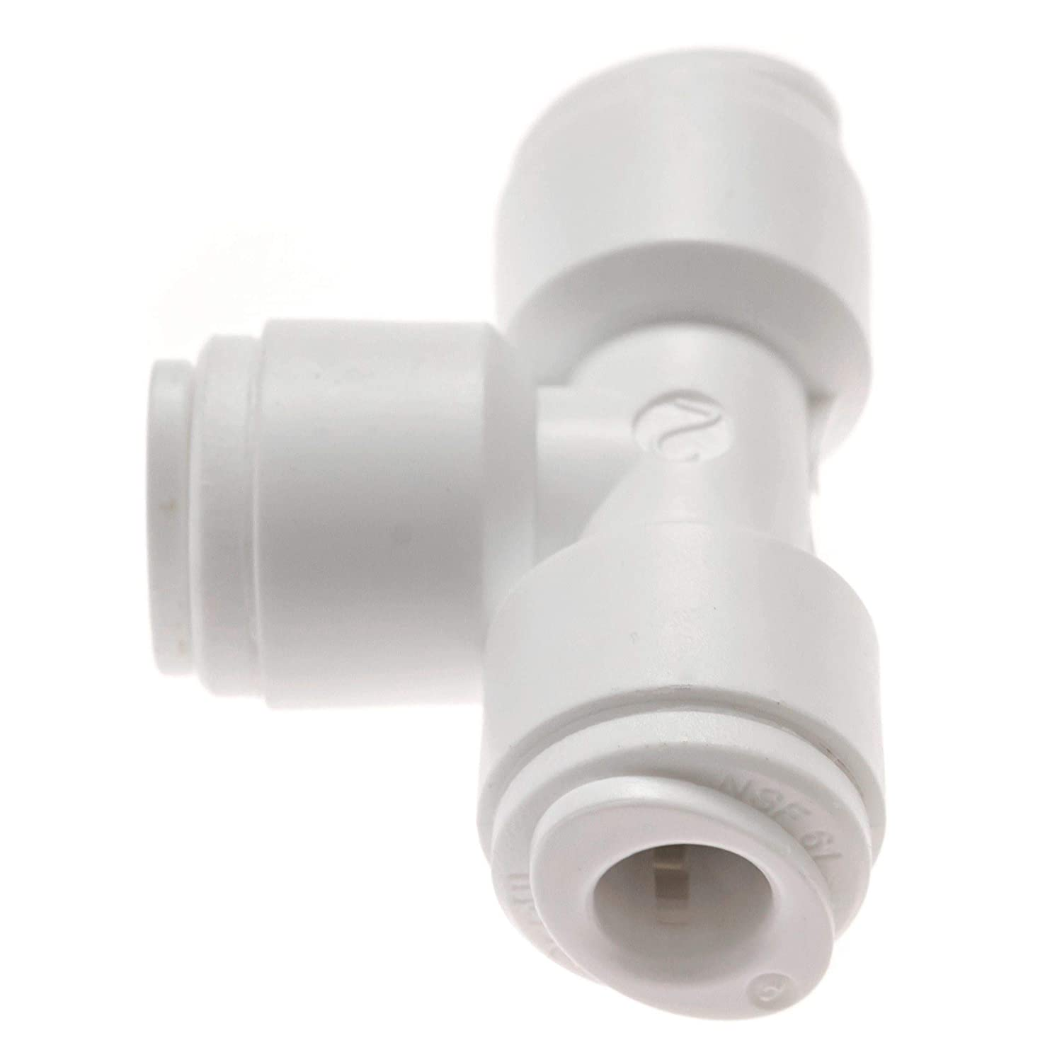 QF-UT04x3 1//4 x 1//4 x 1//4 tubes quick-connect fittings Pack of 3 Avanti 1//4 3-way Union Tee Fitting for drinking water filter RO reverse osmosis Avanti Membrane Technology