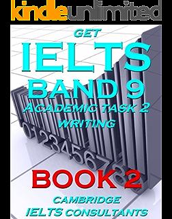Get ielts band   academic writing SlideShare band   sample