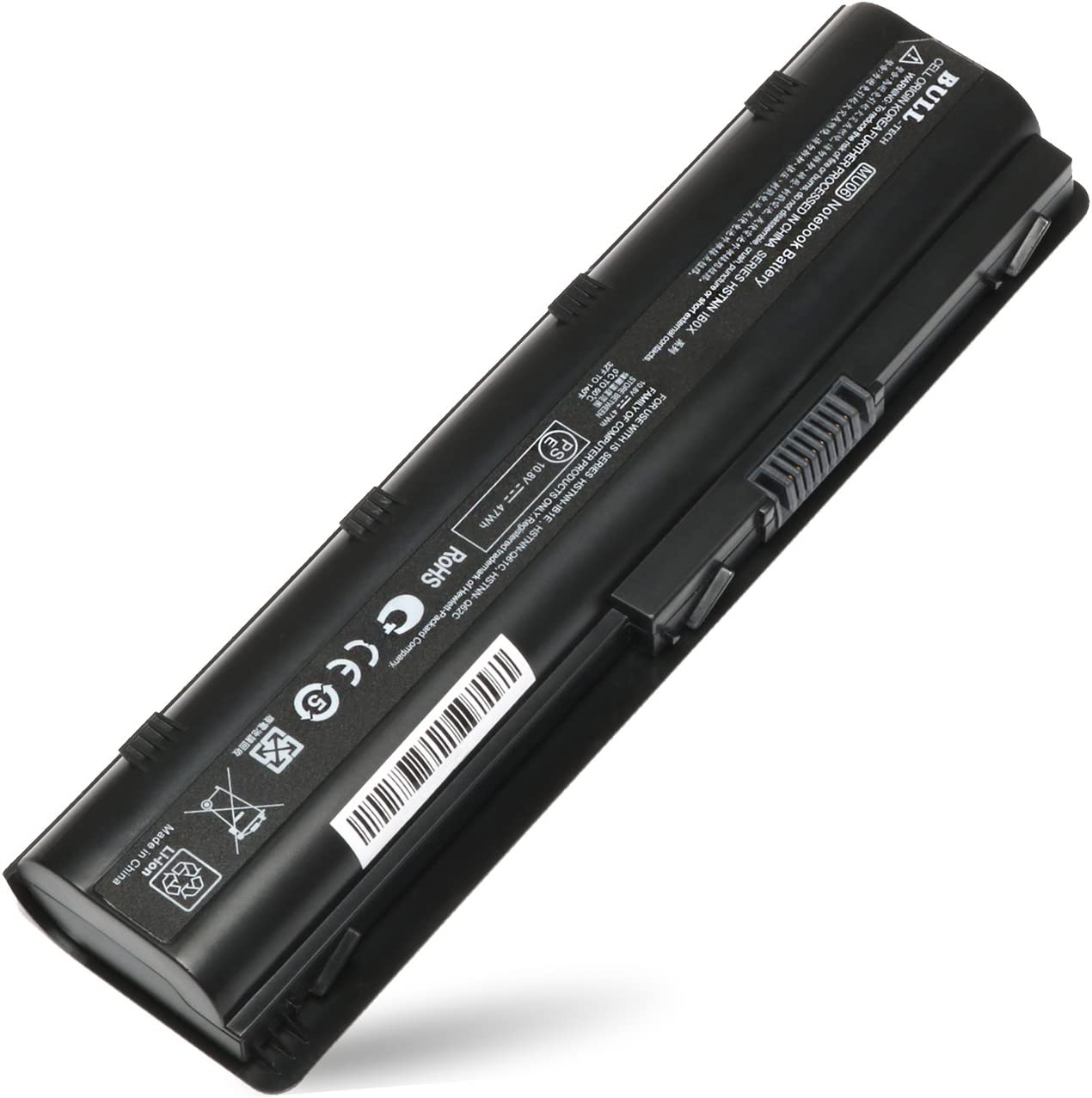 593553-001 593554-001 mu06 mu09 New Laptop Battery for HP Pavilion G6 G7 G6-1D38DX G6-1d21DX G6-1A30US G7-1260US 435, 436 Notebook PC- Li-ion 6-Cell 10.8V 47WH