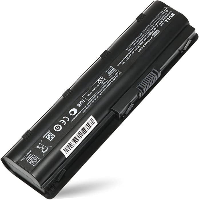 Top 10 Hp Pavilion G72341dx Replacement Battery