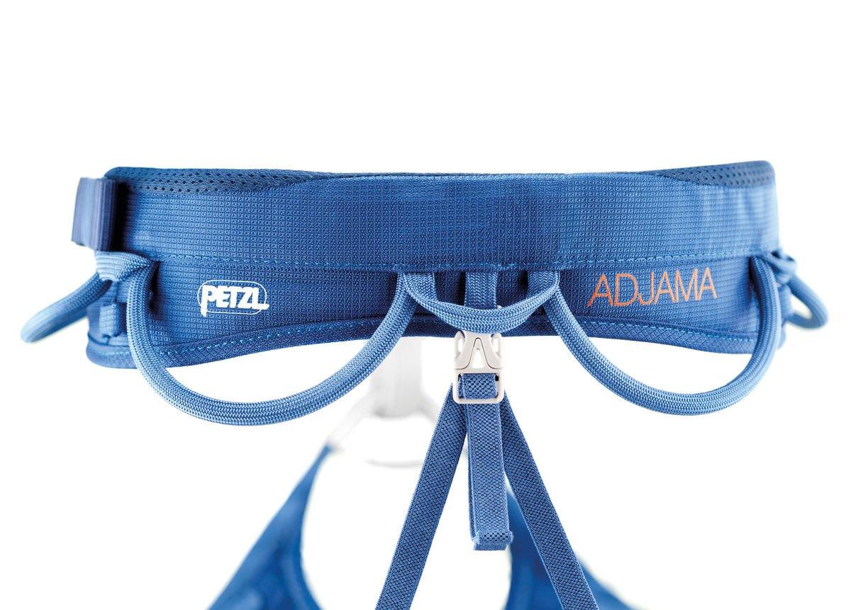 Petzl Klettergurt Adjama Test : Petzl erwachsene klettergurte adjama: amazon.de: sport & freizeit