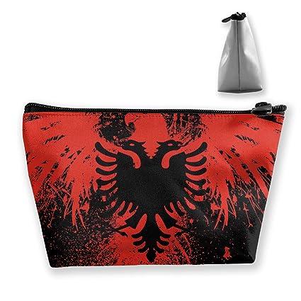 Estuche de lápices Bandera albanesa de Eagle Bird Bolsa ...