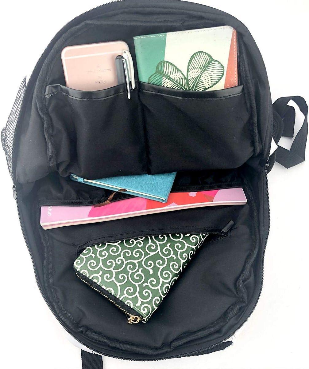 College School Computer Bag for Men /& Women Clown-Joker Waterproof Classic Schoollbag for Boys /& Girls Travel Laptop Backpack