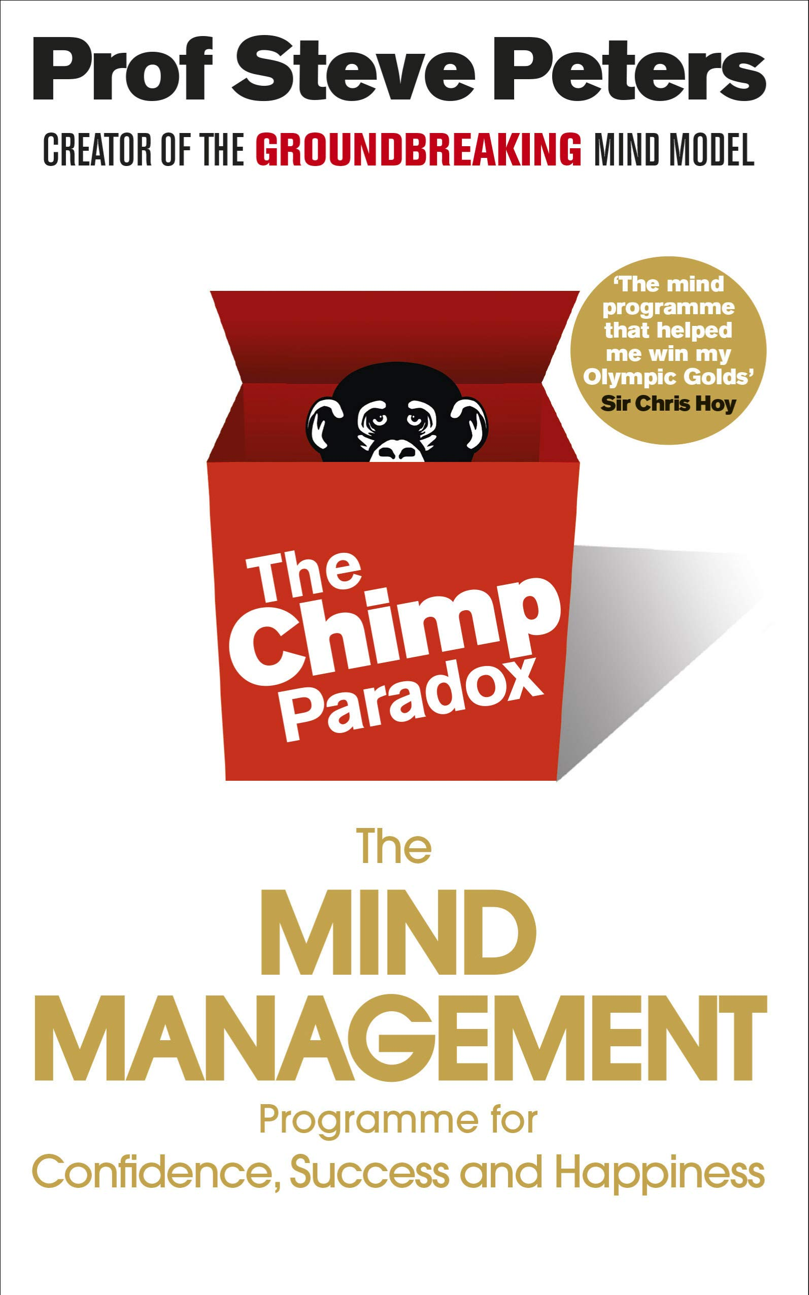 The Chimp Paradox: The Mind Management Programme to Help You