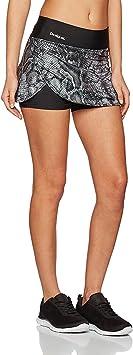 Desigual Mujer 71 F2sa22000l Falda, Black, L: Amazon.es: Ropa y ...
