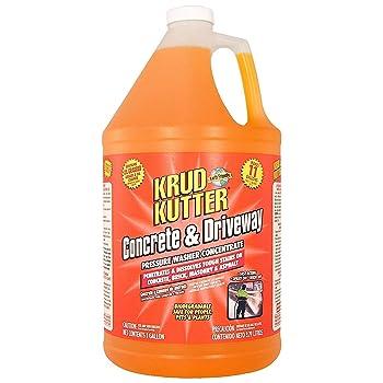 Krud Kutter 1 gal. Orange Concrete Cleaner