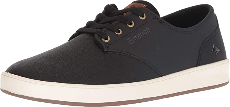 Emerica The Romero Laced Sneakers Herren Schwarz/Bronze