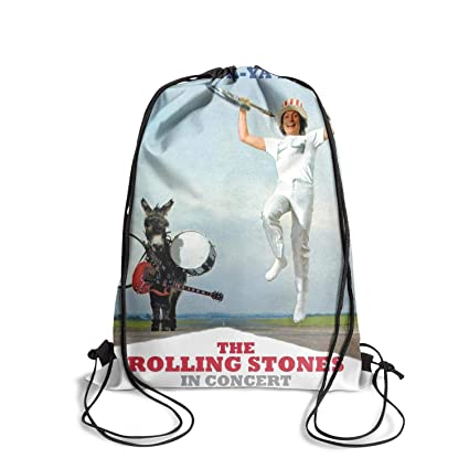 2005da9f0ff8 Amazon.com: YAYAZANPl Drawstring Backpack Dancing Bag Pouch Sackpack ...