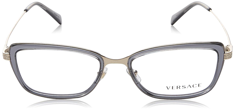 ab0f42d0d12 Amazon.com  Versace Women s VE1218 Eyeglasses 53mm  Clothing