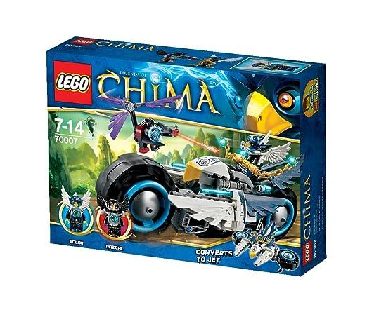 15 opinioni per LEGO Chima 70007- La Bi-Moto Di Eglor