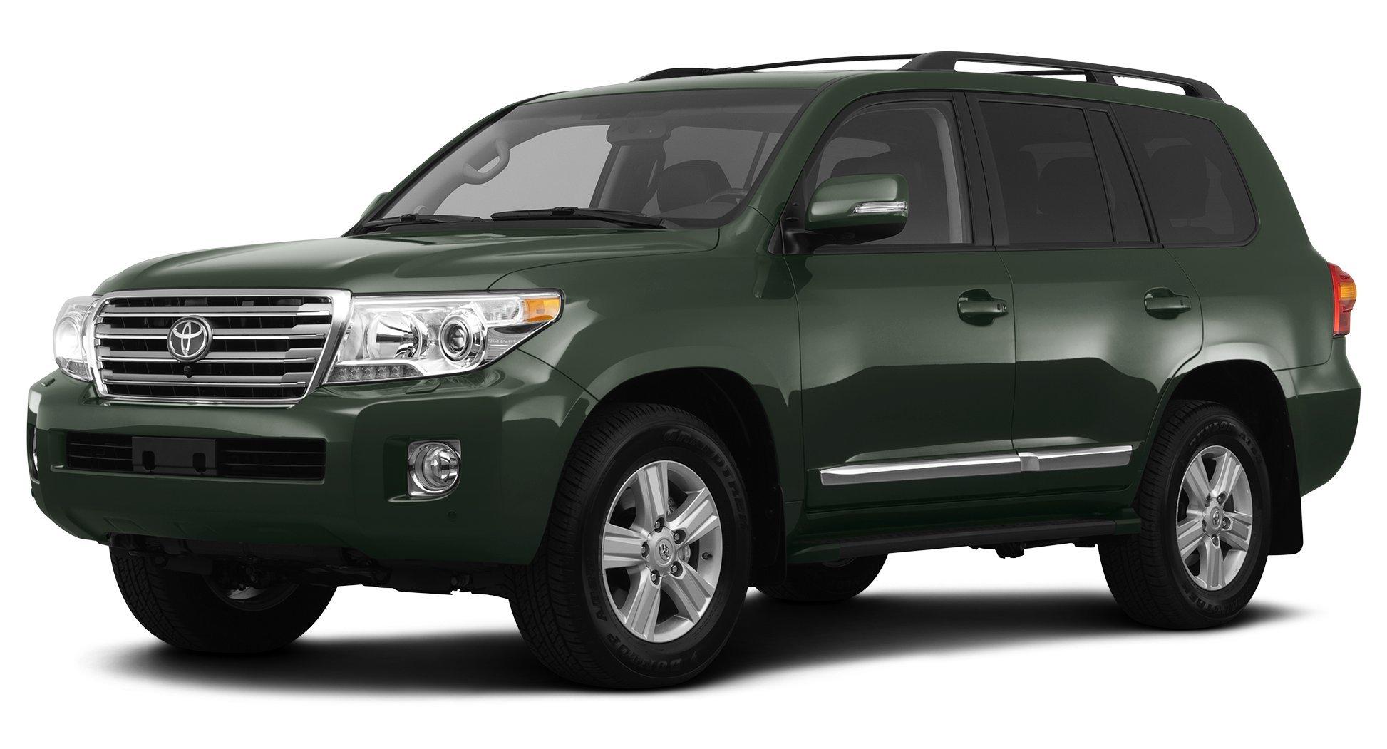 2013 Toyota Land Cruiser, 4-Door 4-Wheel Drive (GS) ...
