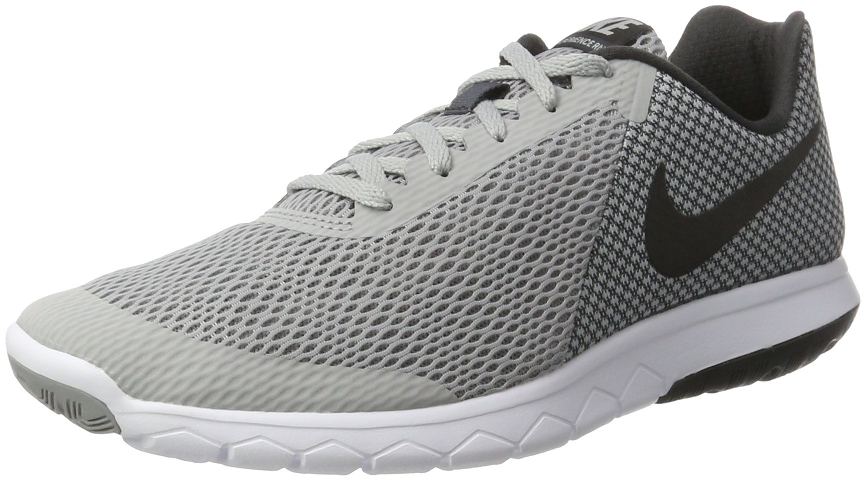 c9b15b222d3 Galleon - NIKE Mens Flex Experience RN 6 Grey Black Anthracite White Size 9