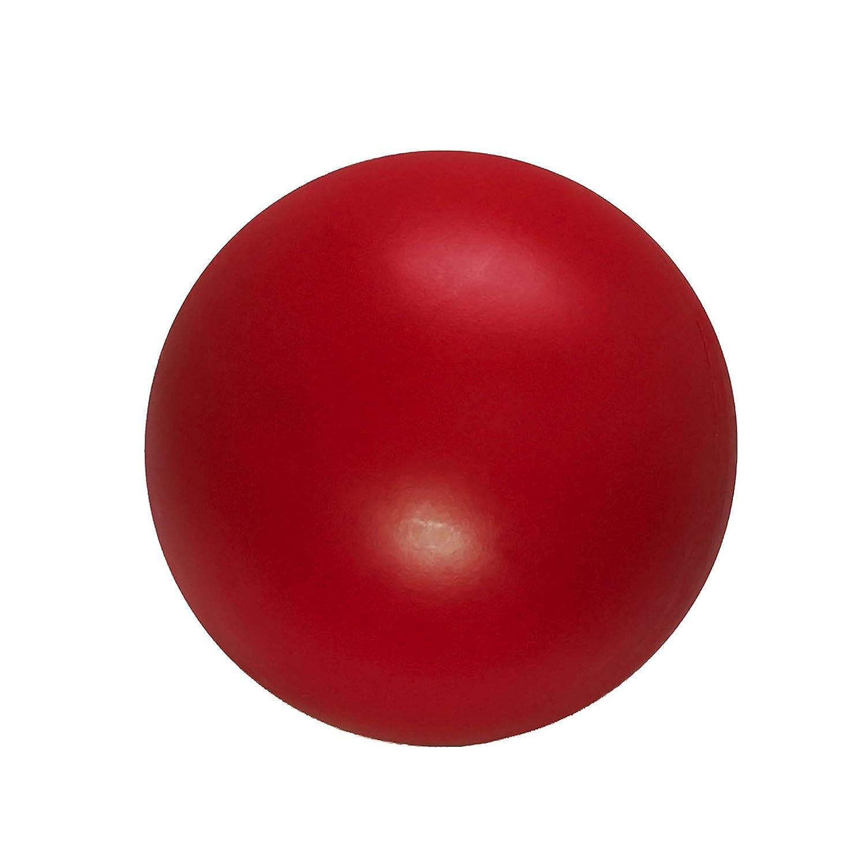 Hueter Toledo el Prácticamente irrompible Balón de Rugby Rojo ...